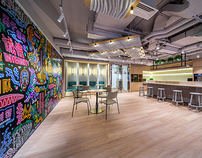 Ernst and Young Office Installations
