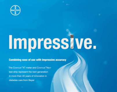 Bayer Contour Franchise  |  Relaunch, 2012