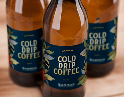BABROS COFFEE | illustration 2019
