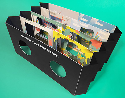 3D Paper Engineering - Creative Direct Mail