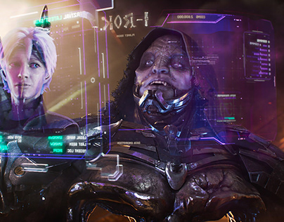 READY PLAYER ONE - Design & VFX