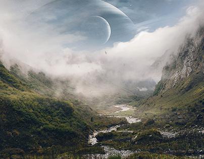 Prometheus Landscape 🏞