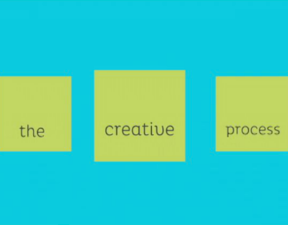 Creative Process Animation