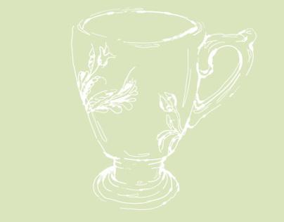 Tea - Original Typeface