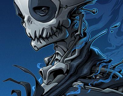 Robo-Jack Skellington