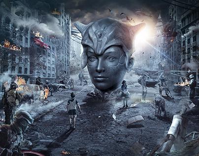Dystopia 2048