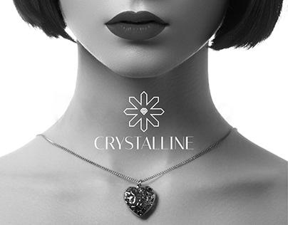 CRYSTALLINE   Premiere jewelry   Brand strategy