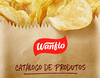Catalog for Potato Chips - BRAZIL