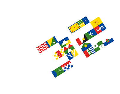 32 New Mexican Flags