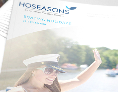 Hoseasons 2016 Brochures