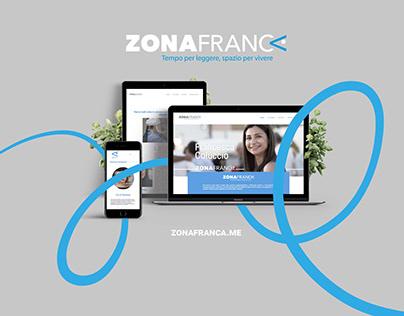ZonaFranca.me | UI & Graphic Design