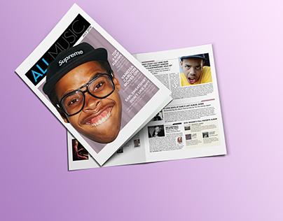 AllMusic Booklet