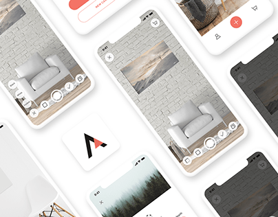 Artios, AR canvas printing app