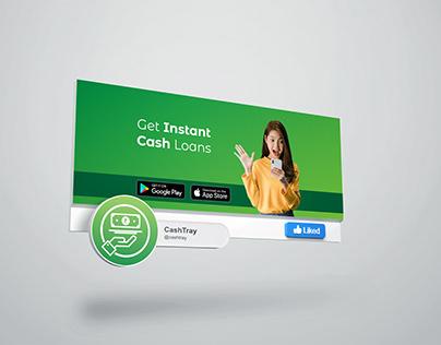 CashTray - Digital Campaign