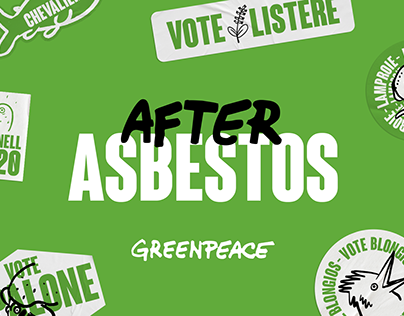 Greenpeace | After Asbestos