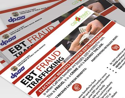 EBT Fraud Campaign