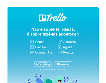 TRELLO   E-mail Marketing