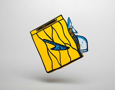 Moby Dick / Llibre d'artista