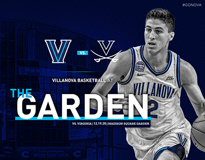 Villanova Basketball Announcements - 2020