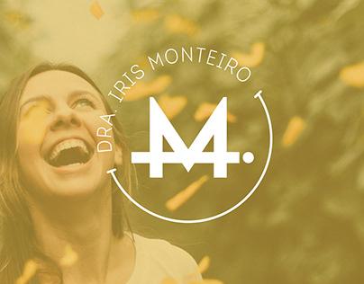 Dra. Iris Monteiro // Branding