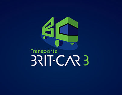 Desarrollo de Identidad Corporativa: Transporte BritCar