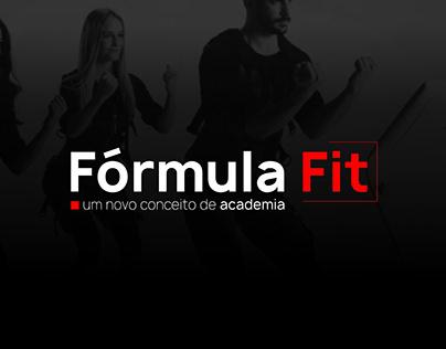 Identidade Visual - Academia Fórmula Fit