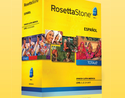 Rosetta Stone - Discover Magazine Advertorial