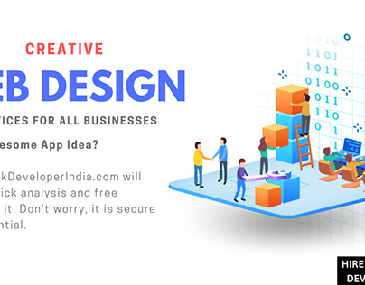 Web Design Services for All