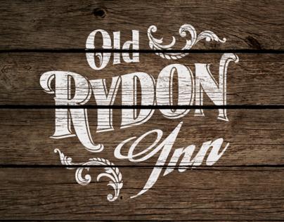 Old Rydon Inn logo and brand development