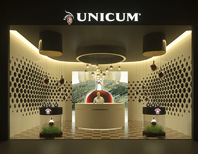 Unicum Exhibition Pavilions Designs