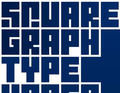 SquareGraph typography