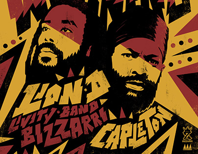 BIZZARRI RECORDS - LION D / CAPLETON