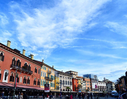 Verona; Italy