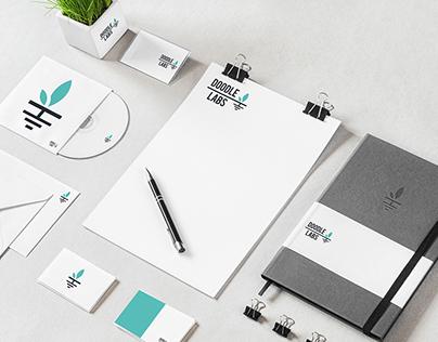Doodle Labs Inc: Identity Design