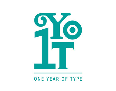 1YOT | One Year of Type