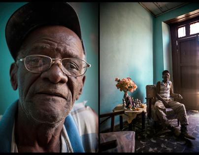 Ancianos de Cuba
