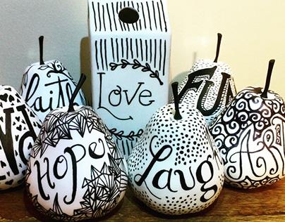 Lettering Ceramics