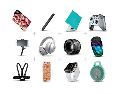 Best Buy | Accessories Campaign