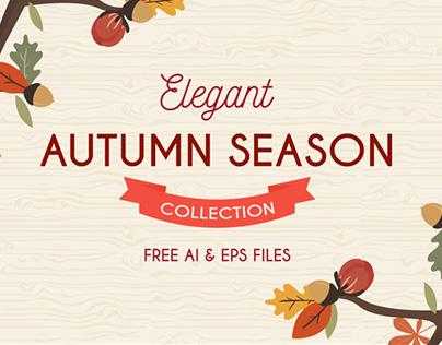 Elegant Autumn Season Collection for Freepik