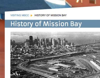 Mission Bay Conference Center Front-End Build