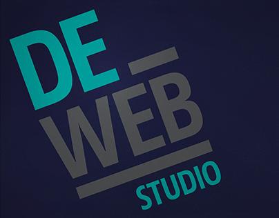 DEWEB Studio website