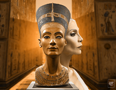 Celebrities resemble the ancient Egyptians.