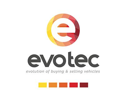 EVOtec - Vehicle Administration Brand Concept