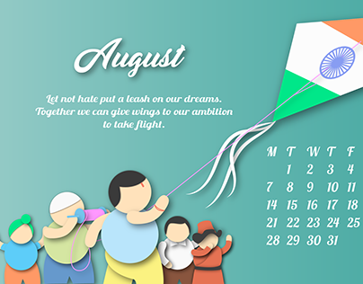 August the Independence month