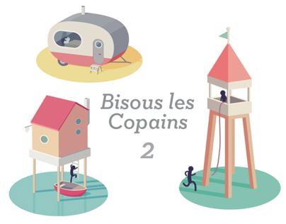 Bisous les Copains #02