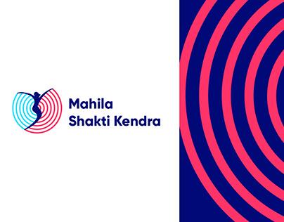 Mahila Shakti Kendra Logo