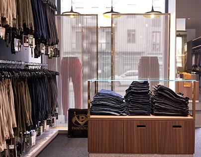 PM   Menswear shop
