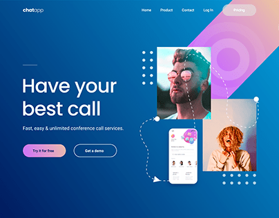 Project Excersise Webdesign