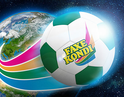 Faxe Kondi - Kick a football to the moon