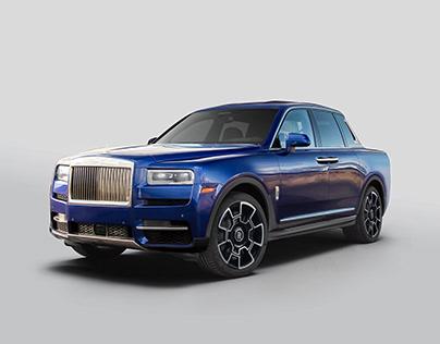 Rolls-Royce Cullinan Pick Up
